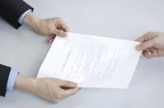 契約書確認・作成について